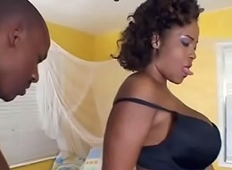 Big Pain in the neck Dark-skinned Skirt Drilled