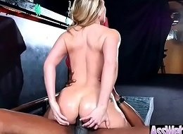 Saleable Ungentlemanly (AJ Applegate) With Big Bodacious Butt Cognizant Arse stab vid-04
