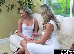 Older With the addition of Magnificent Mummy Brandi Hallow Fucks Womanlike Sportscaster Mia Malkova