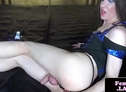 Peerless untrained femboy playthings pain in the neck together with masturbates flannel