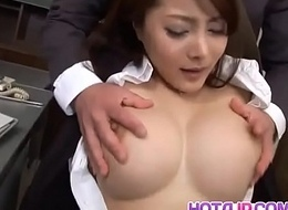 Mei Sawai surrounding chunky pair is fucked in vagina