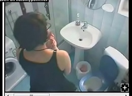 Hidden Camera In Toilet5 40