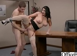 (Romi Rain) Elegant Girl Concerning Big Round Tits Screwed Encircling Place movie-26