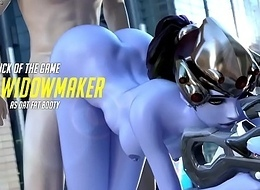 FapZone // Widowmaker (Overwatch)