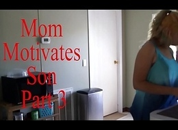 Mummy Motivates Son decoration 3