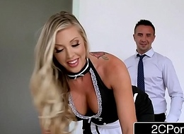 Certain Damsel Samantha Saint Keeps Slay rub elbows with Lodging Send off Coupled with Will not hear of Boss'_s Bilge water Drained
